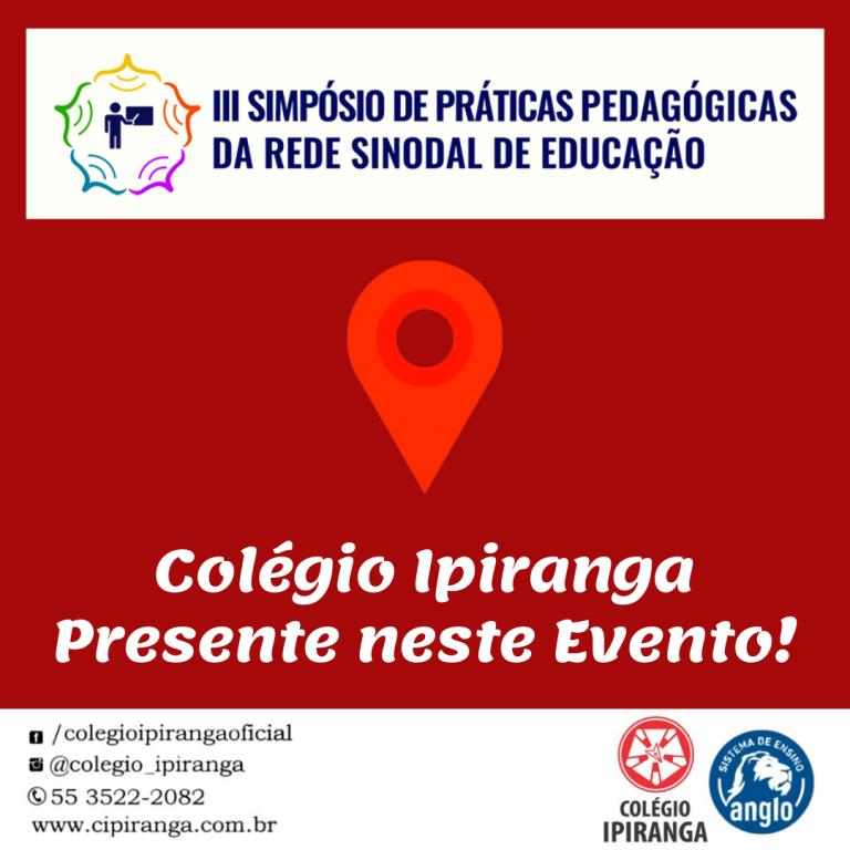 Professores participam de Simpósio da Rede Sinodal de Educação